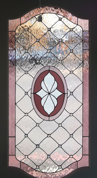 Victorian Stained Glass Panels Version 3